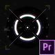Glitch HUD Logo | For Premiere Pro - VideoHive Item for Sale