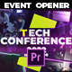 Creative and Modern Event Opener - VideoHive Item for Sale