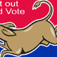 Democrat Donkey Mascot America Vote - GraphicRiver Item for Sale
