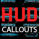 HUD Callouts Pack - VideoHive Item for Sale