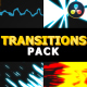 Dynamic Elemental Transitions | DaVinci Resolve - VideoHive Item for Sale