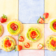 Short crust pies with fresh fruits - PhotoDune Item for Sale