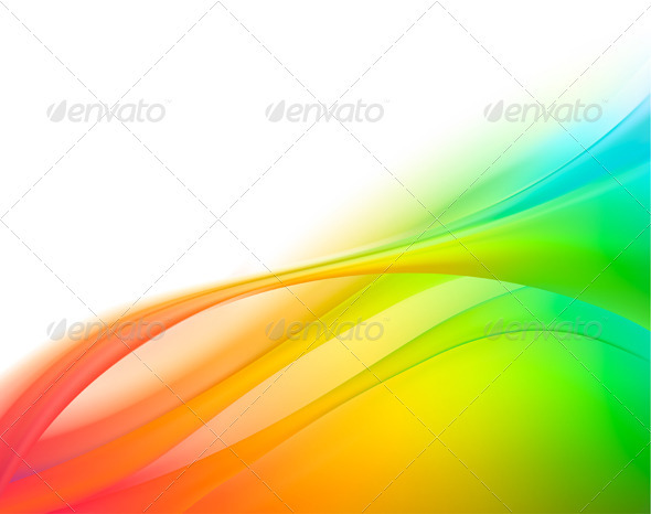 Business elegant colorful abstract background  - Backgrounds Decorative