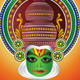 South Indian Traditional Kathakali Dancer - GraphicRiver Item for Sale