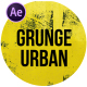 Grunge Urban Opener /Hip-Hop / Brush / Slideshow / Street - VideoHive Item for Sale