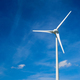 Wind generator turbines in sky - PhotoDune Item for Sale