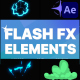 Flash FX Elements | After Effects - VideoHive Item for Sale