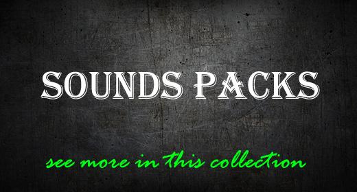 Sounds Packs
