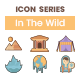 80 In The Wild Icons | Soothe Series