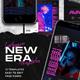 New Era - Streetwear Social Media Templates