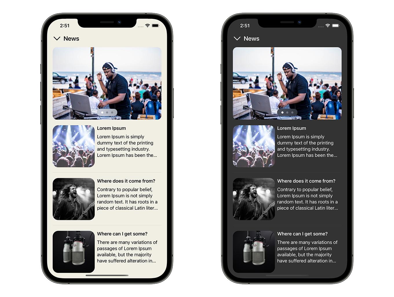 Radio Club App   SwiftUI Full iOS Application - 4