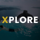 Xplore - Responsive Email for Hotels, Booking & Traveling with Online Builder