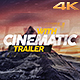 Action Cinematic Trailer for Premiere Pro - VideoHive Item for Sale