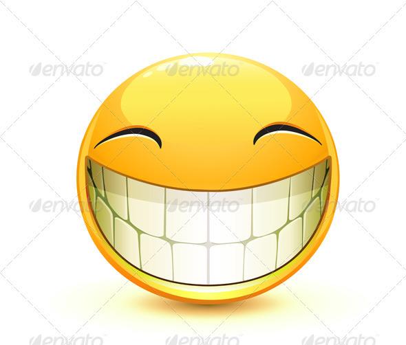 Emoticon  - Characters Vectors