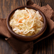 Marinated cabbage and carrots (sauerkraut) - PhotoDune Item for Sale