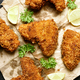 Breaded chicken wings on paper - PhotoDune Item for Sale