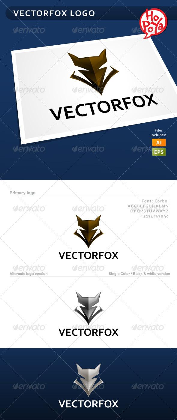 Vectorfox Logo - Symbols Logo Templates