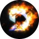 Burn Logo Reveal - VideoHive Item for Sale