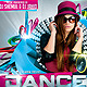 Dance Time Flyer Template - GraphicRiver Item for Sale