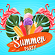 Summer Tropical Party Intro
