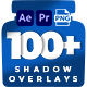 Realistic Shadow Overlays Collection - VideoHive Item for Sale
