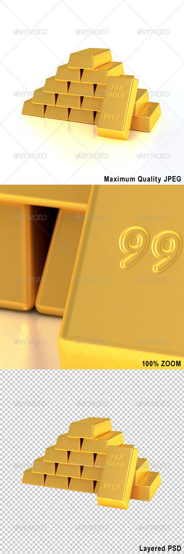Golden bullions - Business Backgrounds