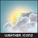 Photo Realistic Weather Icons Set  - GraphicRiver Item for Sale