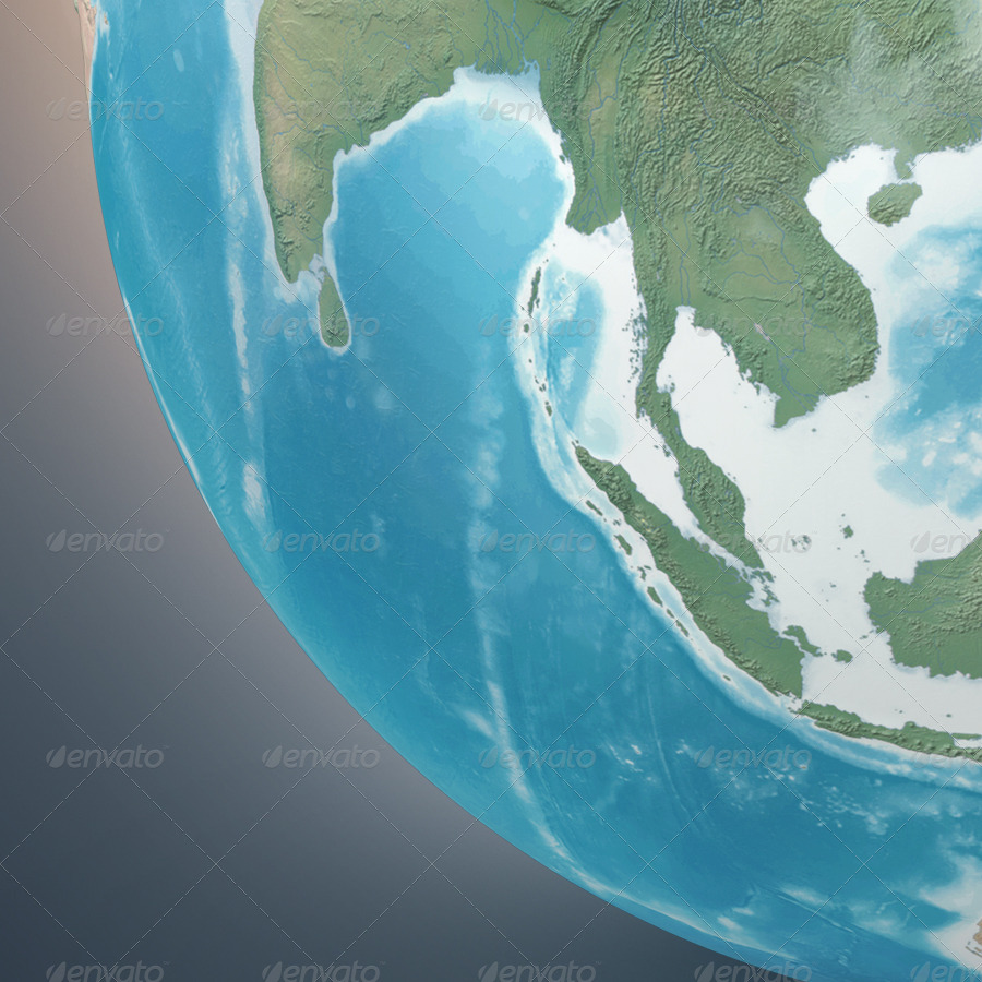 Earth illustrated 3d world and infographics v1 by giallo 06usa world in 3dg gumiabroncs Choice Image
