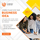 Business Idea Animated Banner Google Web Designer