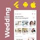 Wedding Planning Android App Template + iOS App Template | Flutter 2 | Wedplan