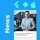 Short News Android App + iOS App Template | FLUTTER 2 | QuNews