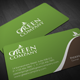 Green Company Business card - GraphicRiver Item for Sale