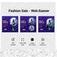 Fashion Sale - Web Banner