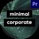Minimal Clean Titles [Pr] - VideoHive Item for Sale