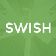 Swish   Login and Register Form Templates Pack
