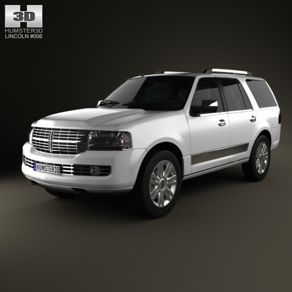Lincoln Navigator (U326) 2012