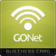 GONet Business Card - GraphicRiver Item for Sale