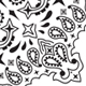 Bandana White - GraphicRiver Item for Sale