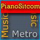 Happy Piano Sitcom