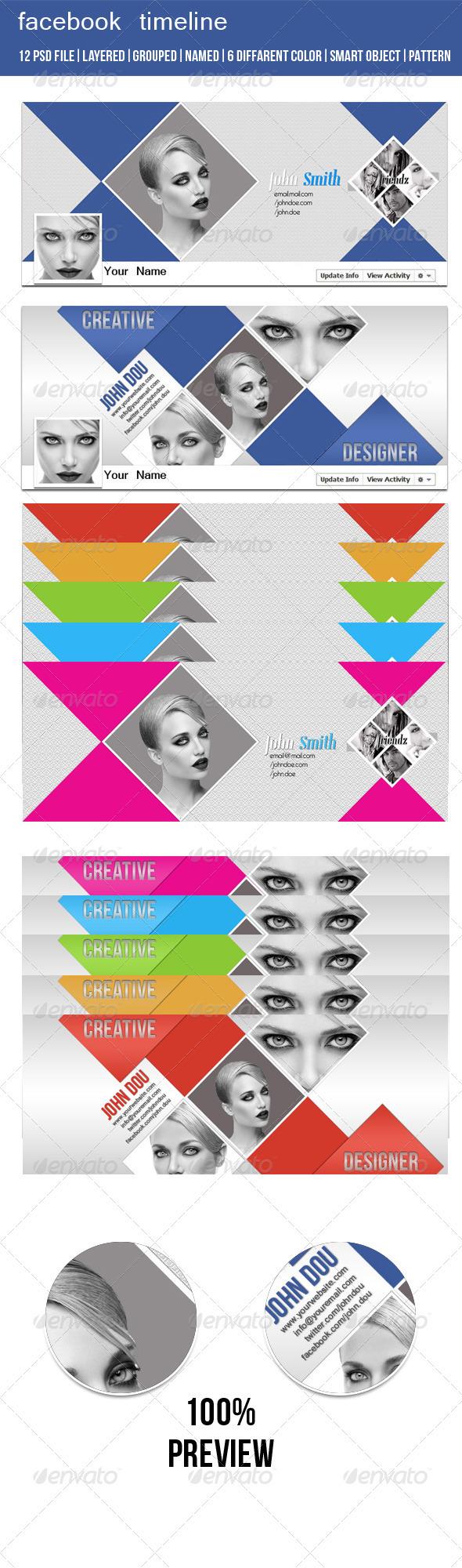 Facebook Timeline -05 - Facebook Timeline Covers Social Media