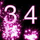 Numbers Revealed By Stars Purple Style - VideoHive Item for Sale
