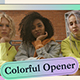 90s Dream   Colorful Opener - VideoHive Item for Sale