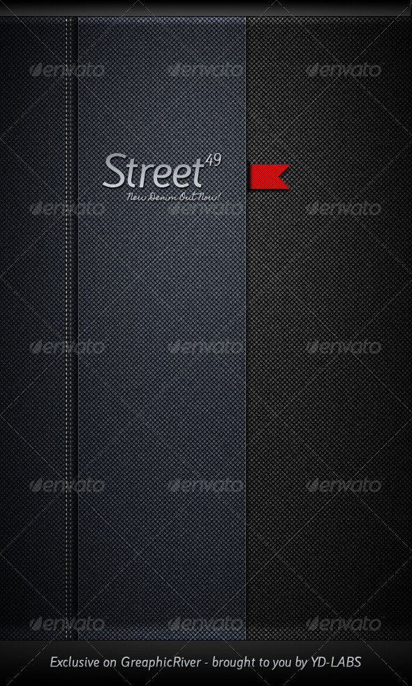 Street 49 V3 - Patterns Backgrounds