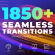 Seamless Transitions for DaVinci Resolve - VideoHive Item for Sale