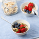 Bowls with berries and cereals - PhotoDune Item for Sale