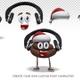 Poop Emoji Gangnam Style Dancing Design Set (5-Pack) - VideoHive Item for Sale