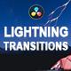 Lightning Transitions for DaVinci Resolve - VideoHive Item for Sale