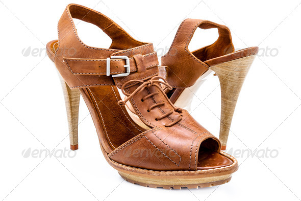 Women shoes - Stock Photo - Images