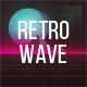 Retro Wave Logo