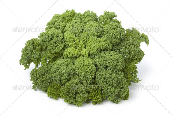 Curly kale - Stock Photo - Images